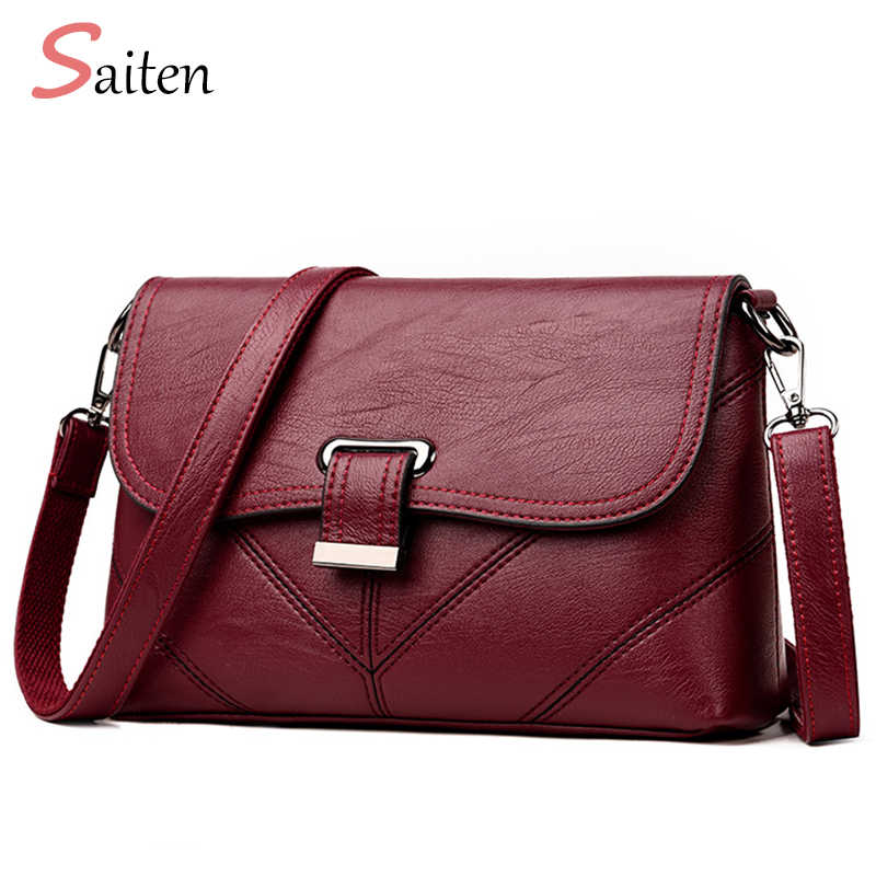 9346f23d9da0 ... Saiten Brand 2019 Spring Fashion Crossbody Bags Single Shoulder Bag  Ladies PU Leather Bags Women Handbags. RELATED PRODUCTS. 2018 New Women  Shoulder ...