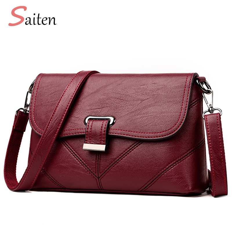 2018 New Women Shoulder Bags Fashion Tote High Quality Hardware Bag Shoulder Bags Female PU Leather Women Handbag Dame de sac new national embroidery bags high quality women fashion shoulder