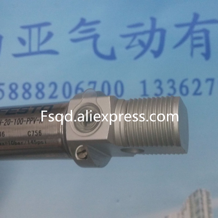 DSN-20-100-PPV-A FESTO Stainless steel mini-cylinder ибп fsp aga 600 600va 360w 3 3 euro