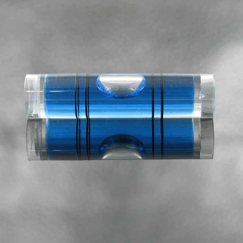 9.5*40 ملليمتر haccury الأزرق لون الجدار شنقا التلفزيون إطار الصورة مستوى الروح المستوى فقاعة صغيرة سعر الجملة