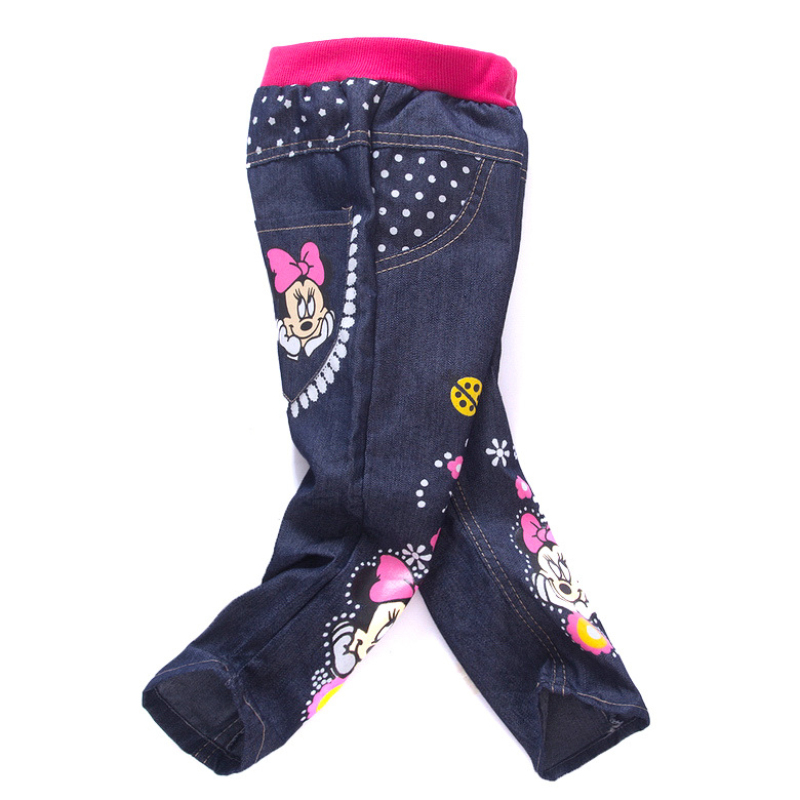 Baby-Girl-Clothing-Cartoon-Pattern-Printing-Clothes-Kids-Jeans-Children-Pants-Summer-Casual-Denim-Pants-Baby