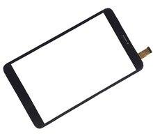 Nueva 8 Pulgadas Digitalizador Pantalla Táctil de Cristal Frontal Digitalizador Para Tesla Neon 8.0 Tablet PC