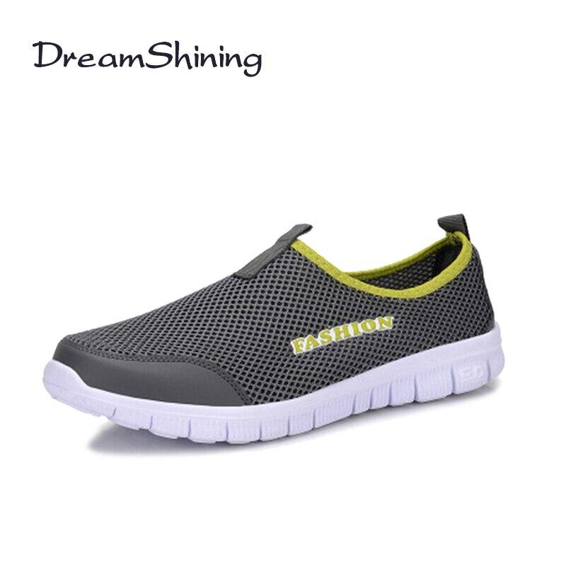 DreamShining Verano Mujeres Caminando Zapatos Deportivos Tamaño 34-46 Zapatos de