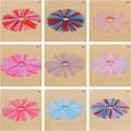 Colores mezclados Bebé Tutú de La Falda Infantil Del Bebé Hecho A Mano Fotografía Atrezzo Niño Niños Traje de Falda Del Tutú Mullido Del Tutú Del Bebé