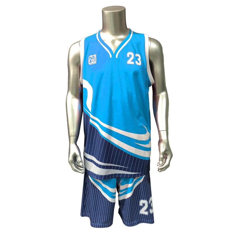 new york bc004 670b7 US $27.0 10% OFF|2018 breathable men throwback basketball jerseys sets  blank basketball jerseys uniforms throwback training jerseys suits  custom-in ...