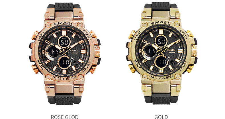 10.men's wristwatch with date