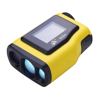 1000m Laser Rangefinder Area Circle Angle Measuring Tool Measure Height Measure Laser Distance Meter Rectangular with LCD Screen