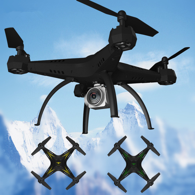 High quality big Aerial WIFI RC Drone with professional outside HD Camera 2.4G 4CH 6 Axis RC Helicopter Fixed HighRC Quadcopter yizhan i8h 4axis professiona rc drone wifi fpv hd camera video remote control toys quadcopter helicopter aircraft plane toy