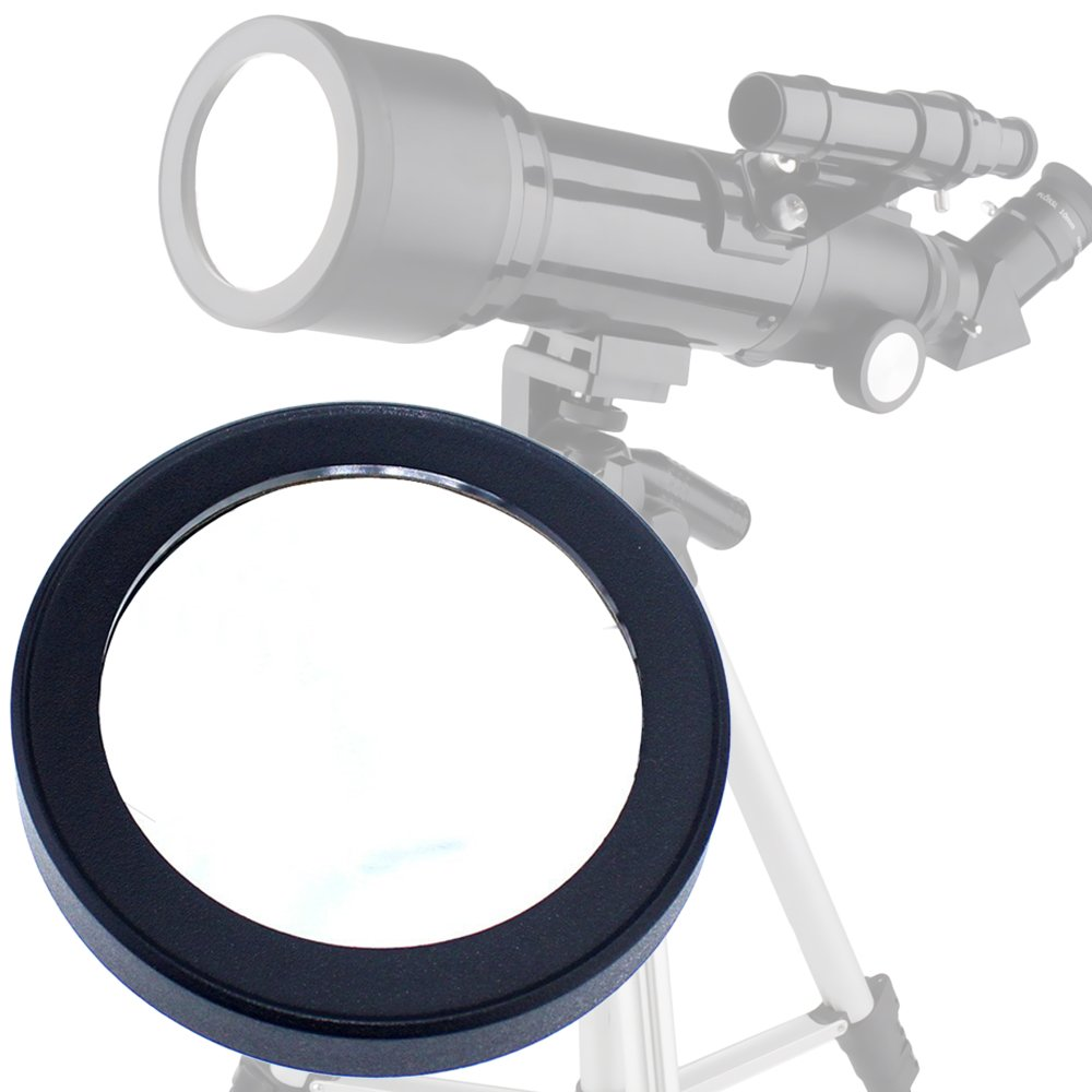 Eyescope 60mm Aperture Solar Eclipse Filter Solar Filter Baader Planetarium Astrosolar for 92mm 3 58 quot Front End Outer Diameter in Optical Filters from Tools