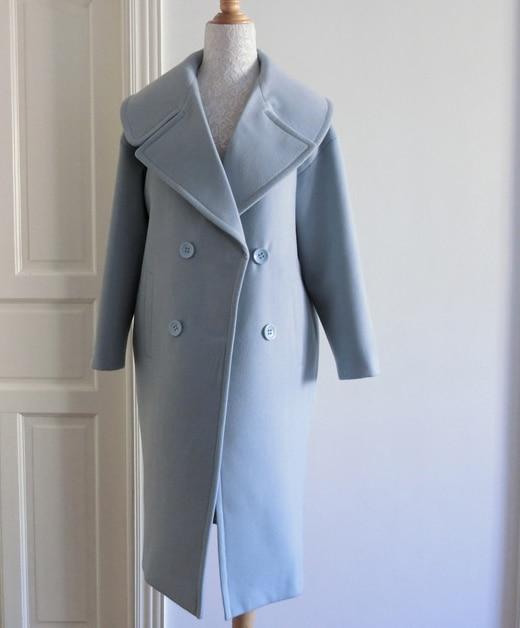 Uk Brand New Fashion 2018 Spring Winter Maxi Long Coat