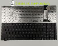 Genuine Laptop Keyboard For ASUS N56VB N56J N56JN N56JR N56VZ S4026V No Backlit US Version