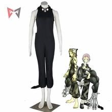 Soul Eater Medusa Cosplay Costume MM01