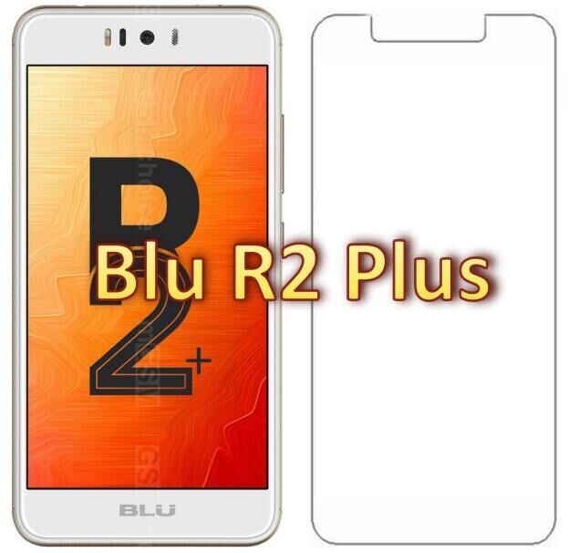 size 40 4222d b0394 US $4.49 10% OFF|For Blu R2 Plus Tempered Glass Bluboo R2 Plus Glass For  Blu R2 Plus Screen Protector Clear HD Protective 0.2 mm Tempered Glass-in  ...