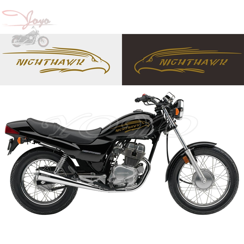 Eagle Decal Fuel Tank Decals Hollow Out Sticker For Honda Nighthawk CB250