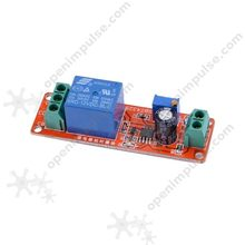 NE555 Monostable Delay Switch Module(China)