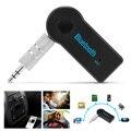 Bluetooth AUX Mini Audio Receiver Bluetooth Transmitter 3 5mm Jack Freisprecheinrichtung Auto Bluetooth Car Kit Musik Adapter AUX BlueiPhone-in Bluetooth-Kfz-Freisprechanlagen aus Kraftfahrzeuge und Motorräder bei