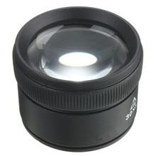 30x36mm Jeweler Optics Loupes Magnifier Glass Magnifying Lens Microscope