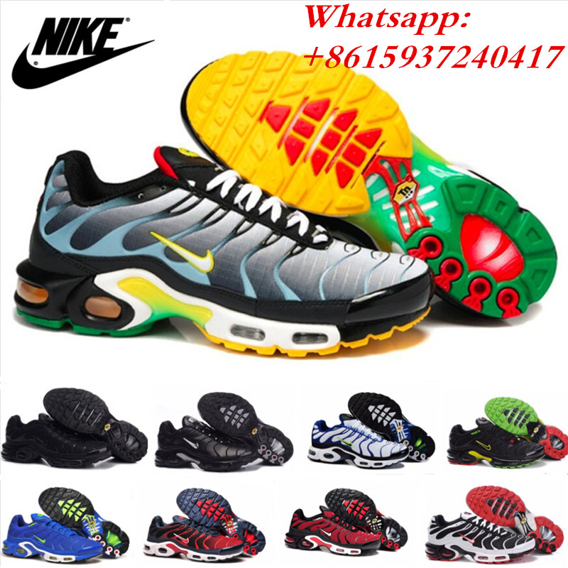 quality design 53e87 cb980 ... 2016 Fashion Brand BAaGE Men Maxings T Print Colors Runs Breathable  Casual TN Shoes 40- ...