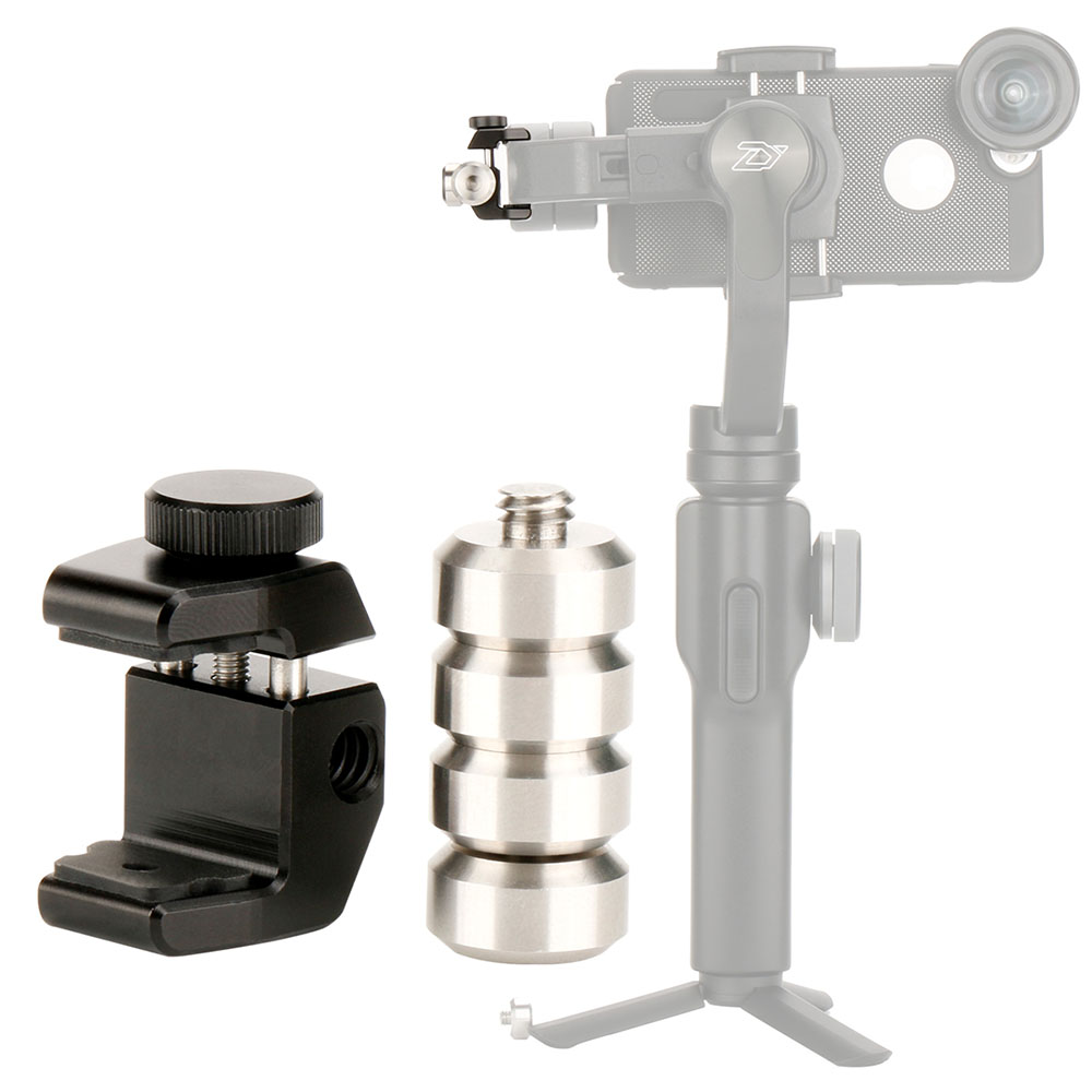 Hot Sale 60g Universal Gimbal Accessories Counterweight For Dji Osmo Mobile 2 Zhiyun Smooth 4 Q Feiyu Vimble And Other 3 Axis