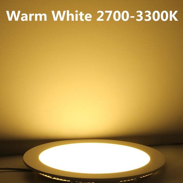 Անվճար առաքում 25W LED պանելային լույս - Ներքին լուսավորություն - Լուսանկար 4