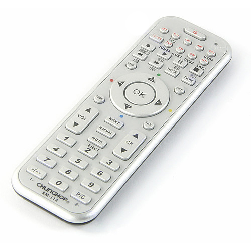 CHUNGHOP 14in1 Universelle Smart Control À Distance Avec Fonction D'apprentissage Pour TV CBL DVD SAT DVB