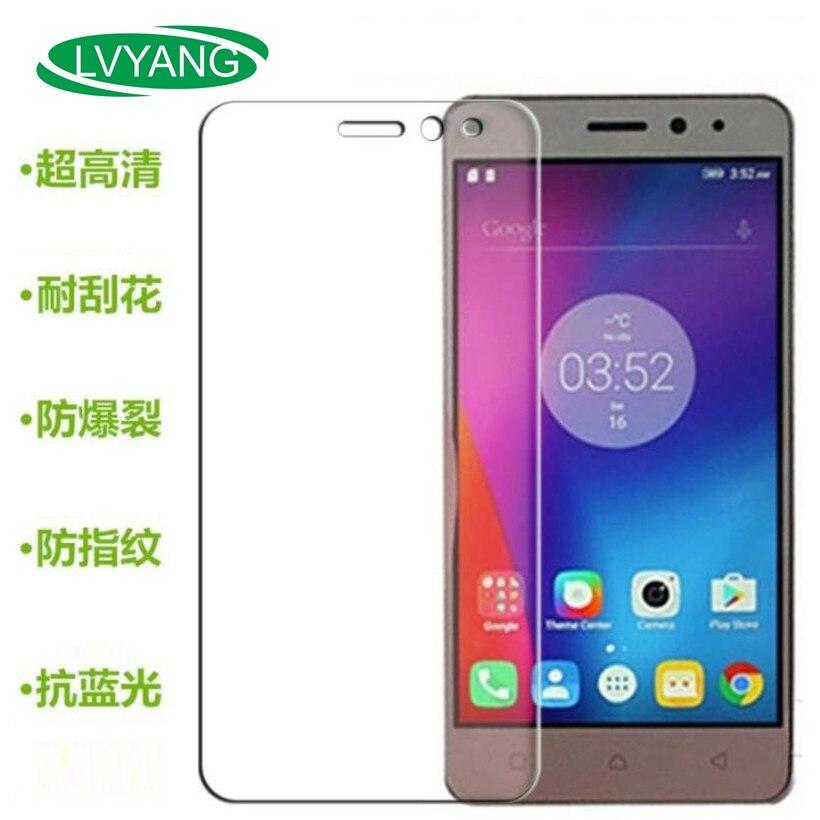 For Lenovo K6 Tempered Glass 5.5 inch For Lenovo X910 K6 Power Phone 2.5D 9H Screen Protector Protective glass Film