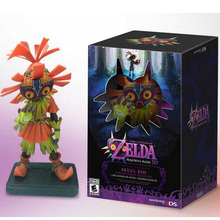 2017 Anime The Legend of Zelda 14cm  Boxed skull kid majoras mask Action Figure Toys