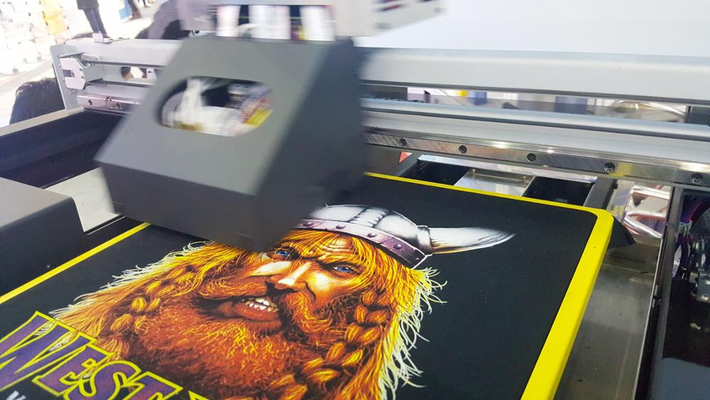 6040 A2 A3 Digital Textile Printer T-shirt Silk Wool Cotton Printing Machine With CE