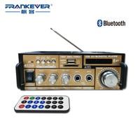 Frankever Hi Fi Bluetooth Digital Audio Car 2.1 Channel Home Audio Sound Amplifier AC220V 240V Volume Control Subwoofer BT 118