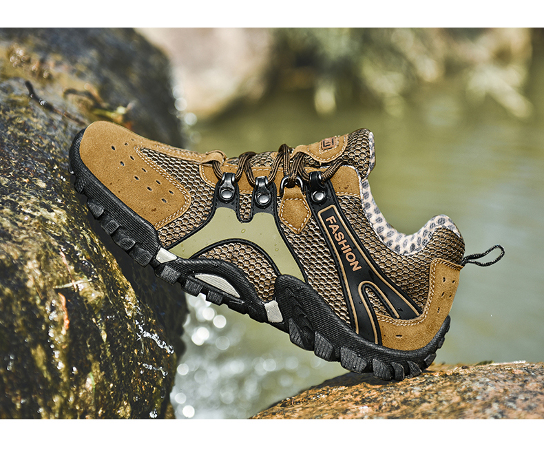 Breathable Hiking Sneakers