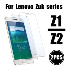 Для lenovo Zuk z1 z2 Защитное стекло для экрана Защитная пленка закаленное стекло z 1 2 1z 2z 9h жесткая защита tremp 2 шт