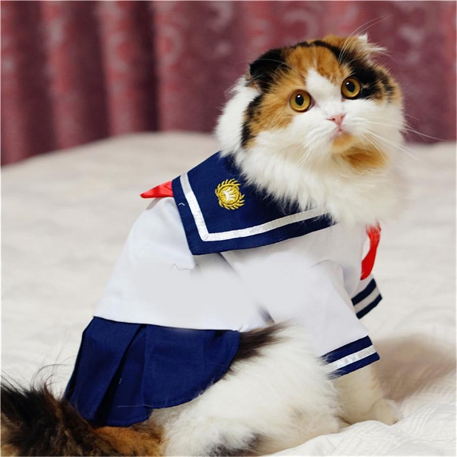 Pet Fornisce Gatto Vestiti Gatti Da Compagnia Indossare Cappotti