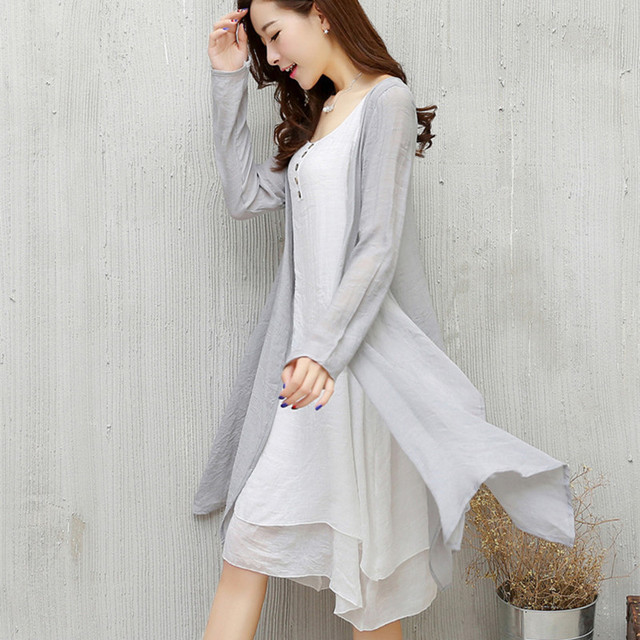 da1a70ab719 Brief Casual Loose Style Maternity Dresses Pregnancy Clothing Knee-Length Dress  Clothes For Pregnant Women