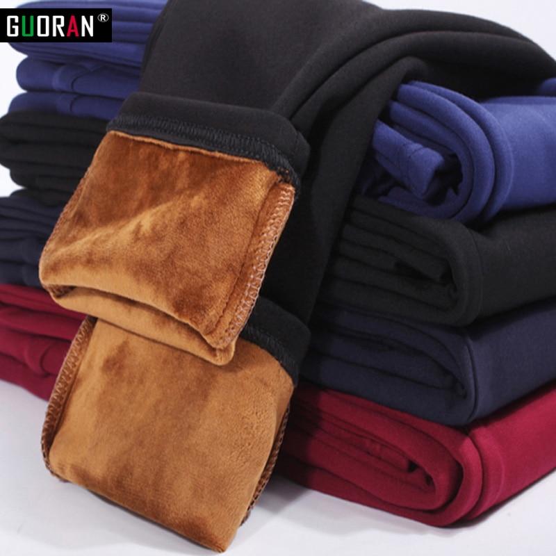 07933966f Damskie spodnie bawełniane długie spodnie jednolity guzik mucha ...
