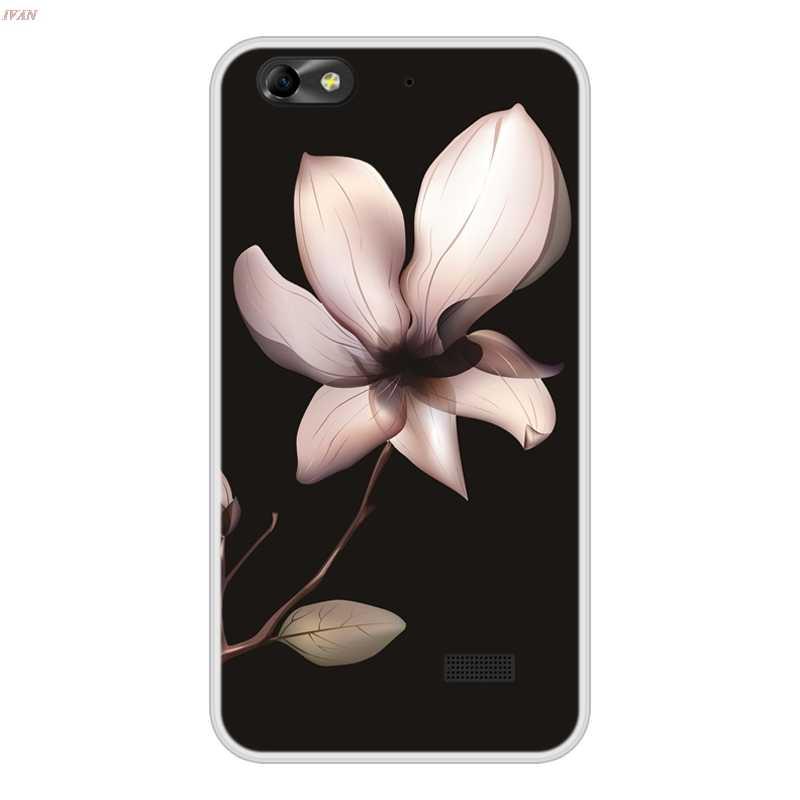 Чехол для телефона для huawei Honor 4C Мягкий силиконовый чехол из ТПУ с крутым дизайном для huawei Honor 4 C