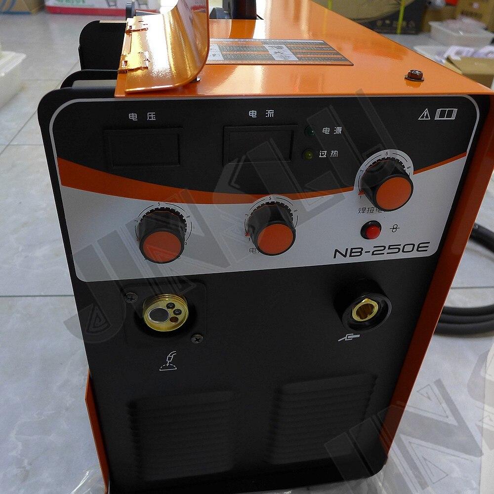 Jasic IGBT MIG 200A CO2 MIG machine à souder MIG 200 mig mag machine à souder NB-250E MIG-250 JINSLU SALE1