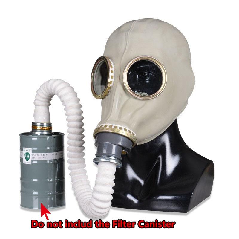 Гасна маска Респиратор Гумена маска - Безбедност и заштита - Фотографија 2