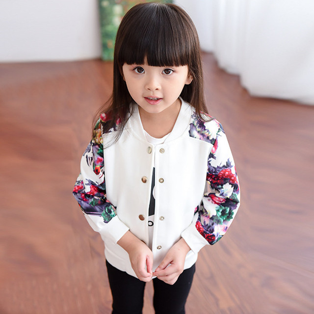 Baby Life 2 6 Years Girls Fashion Clothes Spring And Autumn Baseball