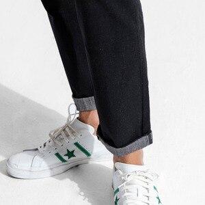 Image 4 - SIMWOOD Nuovo 2020 Dei Jeans della molla Degli Uomini Slim Fit di Modo casual Caviglia Lunghezza Pantaloni Del Denim Dei Pantaloni di Marca di Abbigliamento Plus Size 180400