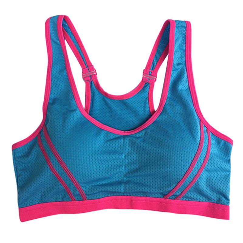 Womens Yoga Workouts Strappy Back Sport Tank: Women Sports Bra Yoga Fitness Tank Tops Racerback Wide