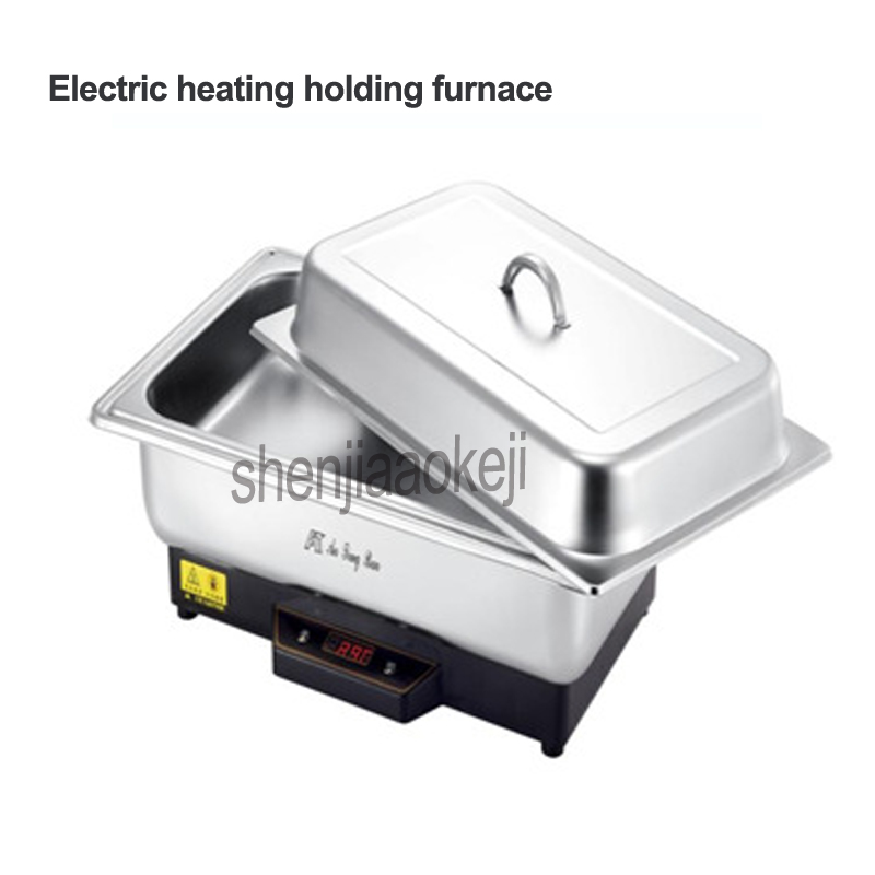 220v/110v Stainless steel restaurant insulation stove Commercial Electric heating holding furnace AT-BP148-1 buffet furnace 1pc220v/110v Stainless steel restaurant insulation stove Commercial Electric heating holding furnace AT-BP148-1 buffet furnace 1pc