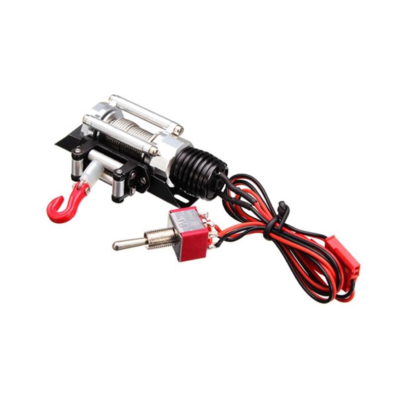 Tfl 1 10 Rc Car Spare Parts Single Motor Emulation Winch B C1616