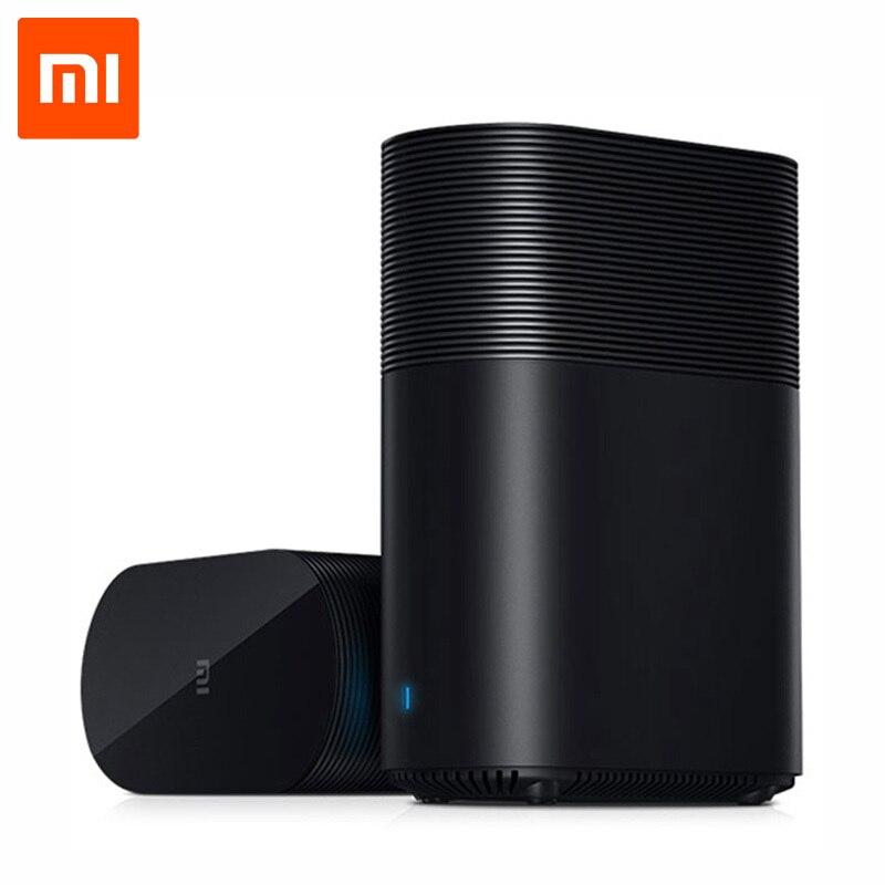 Prix pour D'origine xiaomi mi r1d wifi routeur anglais version 1167 mbps double bande 2.4 GHz/5 GHz AC Intelligent avec 1 TB Dur Interne disque