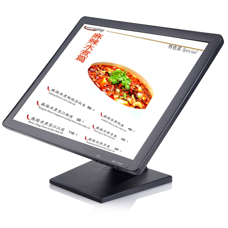19 Inch 1280*1024 4:3 Standard Screen Industrial Medical POS machine Security monitor LCD screen display with Metal Base 19 inch 1280 1024 4 3 standard screen industrial medical pos machine security monitor lcd screen display with metal base