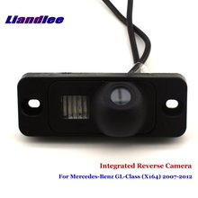 Liandlee For Mercedes-Benz GL-Class (X164) 2007-2012 Car Rear View Backup Parking Camera Rearview Reverse / SONY CCD HD