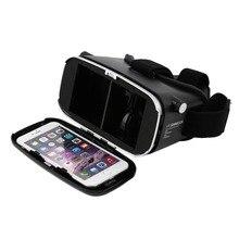 Универсальный 3D виртуальной реальности VR очки Google cardboard фильм игры Видео TV 3D просмотра очки для 4.7-6″ мобильный телефон