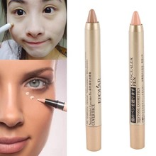 Hot Waterproof Hide Blemish Dark Circle Face Eye Foundation Concealer Pen Contouring Pencil