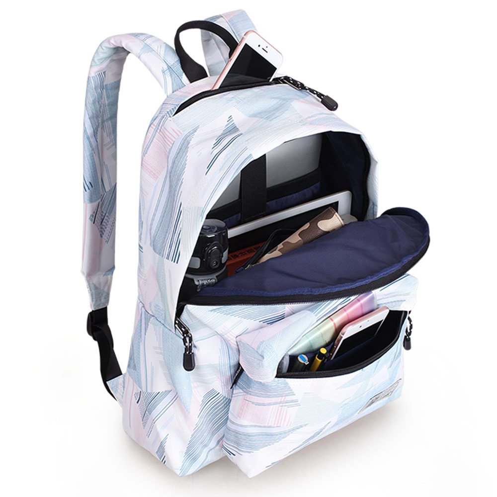 43d3a103ca58 FLYZEBRA New Arrival Woman Backpack Fashion 2018 Designers Korean School  Bags for Teenage Girls Women Computer Backpack Bags-in Backpacks from  Luggage ...
