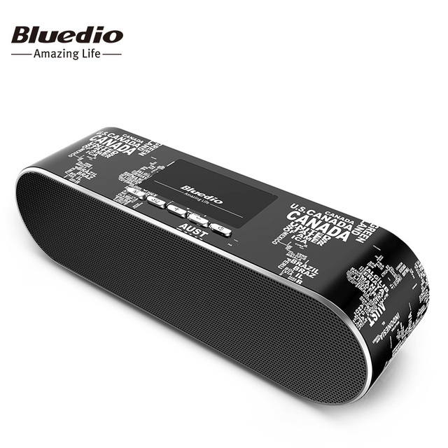 Bluedio AS-BT Mini Bluetooth speaker Portable Wireless speaker Sound System 3D stereo Music surround