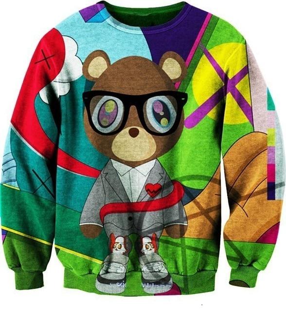 I Feel Like Paul Hoodies Saint Pablo Tour Man And Women Sweatshirt 1